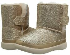 UGG KEELAN GLITTER Toddlers BOOT Gold 1096313T-GOLD