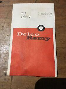 Distributor Springs Delco Remy Springs P/N 1965353 Vintage Car Truck