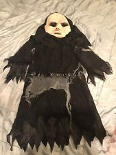 Awesome Ghoul Halloween Costume & Mask Matalan 6-7 Yrs Ace Condition
