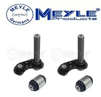 Meyle BMW Set of 2 Rear Lower Integral Track Control Arm Links and Bush