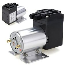 DC12V Mini Vacuum Pump Negative Pressure Suction Pump 5L/min 120kpa With Holder