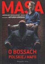 MASA o bossach polskiej mafii, Artur Gorski, polish book