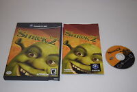 Shrek 2 Nintendo GameCube Video Game Complete