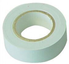 isolier klebeband isolierband isolation tape weiß white 10m lang 19mm breit neu
