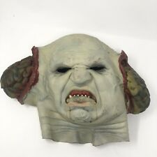 Vintage Illusive Concepts Monster MASK Latex Rubber HALLOWEEN Costume Adult 1997