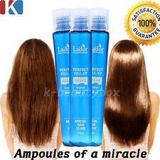 DAMAGED HAIR CARE Perfect Hair Ampoules 13g 3PCS / Home Salon Korean Cosmetics