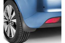 New Genuine Kia Venga YN 2015- Rear Mudflaps Mudguards 1P460ADE20