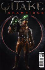 Quake Champions #2 (Of 4) Cover B Comic Book 2017 - Titan