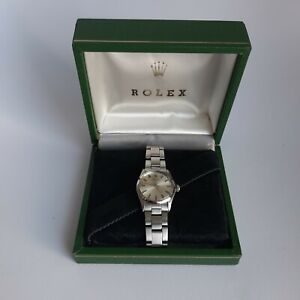 31mm Rolex Oyster Perpetual Automatic watch 6548-6549 cal.1161,SERVICED,POLISHED