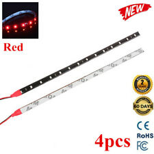 30cm Flexible car LED strip light high power 12V 15SMD car DRL waterproof lamp