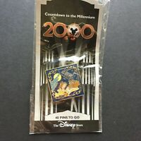 DS - Countdown to the Millennium Series #41 Beauty and the Beast Disney Pin 708