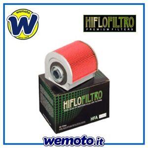 Filtro dell'Aria per air box originale HiFlo HFA 1104 per Honda CA125 Rebel 1998