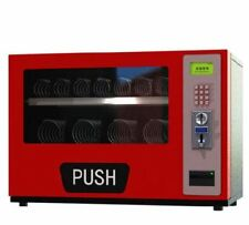 11 Slot Cigarette Candy Chips Food Drink Countertop Desktop Vending Machine New