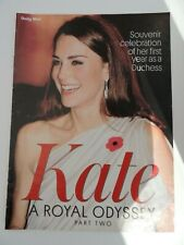 THE DAILY MAIL KATE MIDDLETON: A ROYAL ODYSSEY PART TWO