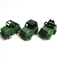 Mini Military Car Toy Model Jeep / off-road Children Kid Birthday Gift .