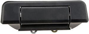 Rear Right Black Tailgate Handle (Dorman 77059)