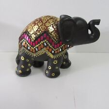 Elephant Statue Decorative Decor Table Top