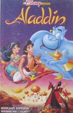 ALADDIN - WALT DISNEY  - VHS