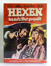 * MARK OF THE DEVIL Hexen (1970 blu ray REGION B Lom Keir Katarina Armstrong) **
