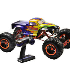 HSP 1/8 Scale 2.4G Electric Power RC Car 4x4 Dual Motors Climber Crawler 94880T2