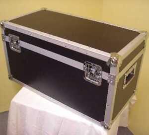 ROADINGER Universal Transport Kiste 80 x 40 x 43cm Zubehör Lager Flight Case Box