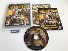 Borderlands - Édition Game Of The Year - Sony PS3 - PAL FR - Avec Notice