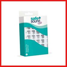 Safe & Sound Weekly Pill Organiser with 28 Compartments, 4 Compartments Per