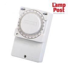 TimeGuard TS900N Calentador de agua interruptor de control de inmersión de Tiempo Temporizador 24Hr