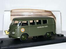 VEREM 9601 Volkswagen Split écran Van/Microbus Armée de Air 1/43