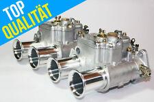 4x Weber 40 DCOE Doppelvergaser Vergaser Ansaugtrichter Trompeten Trichter 60mm