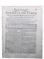 Etats Généraux 1789 Puymiclan Libos Nérac Gaas Marches Gironde Dax Reims Cognac