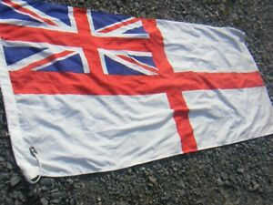 BRITISH NAVAL ENSIGN  FLAG