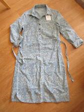 Cotton Long Sleeve Floral Skater Dresses