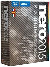 Nero 2015 Platinum - Logiciel de Gravure (francais Windows)