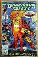 GUARDIANS of the GALAXY #20 (1991 MARVEL Comics) FN/VF Comic Book