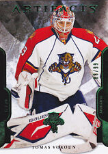 11-12 Artifacts Tomas Vokoun /99 EMERALD GREEN