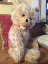 Großer, alter Teddybär 65cm Teddy Bär Vintage - Antik - Bär - Teddy - Antique