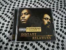 "Nas & Damian ""JR Gong"" Marley - Distant Relatives CD Album"