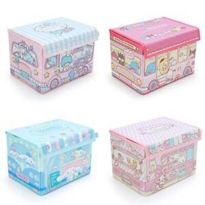 Little Twin Stars Makeup cartoon boxes Make Up Box storage Case girls gift