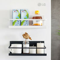 Magnetic Self-adhesive Stainless Steel Kitchen Bottle Cup Rack Holder Storage