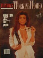 Playboy's Working Women April 1988 | Cynthia Kaye      #1376+