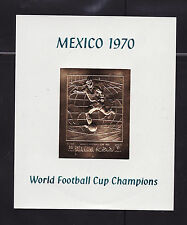 Ras al Khaima mnh stamp ss mi 365c world cup 1970