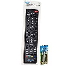 HQRP Remote Control for Sanyo DP40D64 DP46840 DP46849 DP46861 DP47460 DP47840 TV