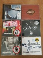 Bundle Joblot of 6 Stereophonics CD Singles, Hurry up, Mama Tod me, Just looking