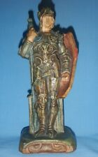 Original Rare COMPTON POTTERS GUILD Figure SAINT GEORGE 1915 MARY SETON WATTS