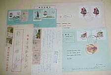 CHINA  MACAU 5 COVERS