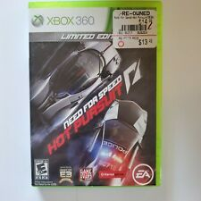 Need For Speed Hot Pursuit For XBOX 360 With Manual Racing Game