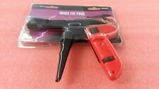 Electra-Force 89605 Automotive Wire Cable Tie Tool Gun with 8 Tension Settings