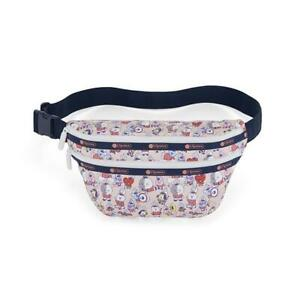LeSportsac BTS Collection Heritage Belt Bag in BT21 Multi NWT
