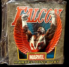 Falcon Bust Statue New Factory Sealed Bowen Designs Marvel Comics 2004